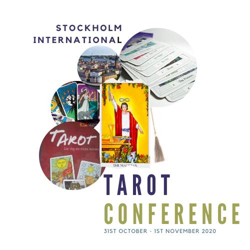 Stockholms Internationella Tarotkonferens flyttad till 8-9 maj 2021